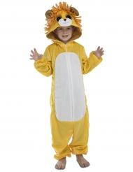 Costume tuta da leone per bambino