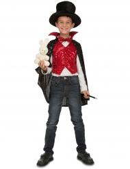 Costume da apprendista mago con accessori bambino