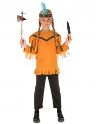 Costume indiano con accessori per bambino