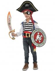 Travestimento da pirata con accessori per bambino