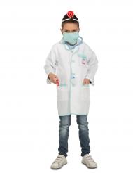 Costume da chirurgo con accessori per bambino