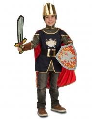 Costume da cavaliere perbambino