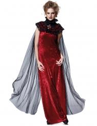 Mantello velo gotico per donna