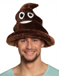Cappello cacca per adulto