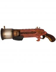 Pistola a catapulta Steampunk