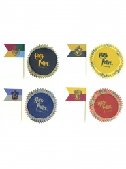 100 decorazioni cupcake Harry potter™