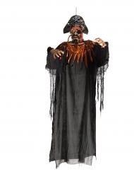 Decorazione da appendere pirata luminoso 170 cm halloween