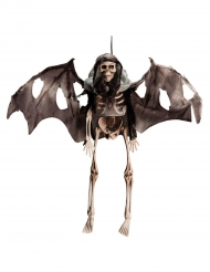 Scheletro volante a sospensione halloween