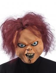 Maschera bambola dell'orrore  adulto