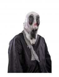Maschera fantasma terrificante halloween