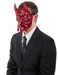 Maschera da diavolo per adulto halloween