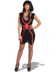 Costume da strega ragno sexy per donna halloween