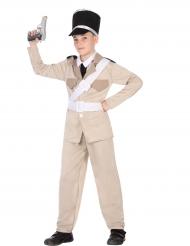 Costume da gendarme per bambino