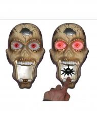 Campanello per porta sonoro e luminoso halloween