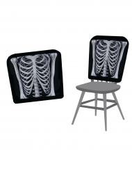 Copri sedia scheletro Halloween