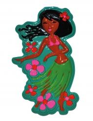 Decorazione danzatrice hawaiana 55cm