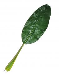 Foglia verde decorazione hawaii 90 cm