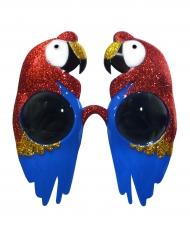 Occhiali da pappagallo per adulto