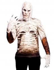 Maglia da signore dei zombie dei ghiacci per adulto