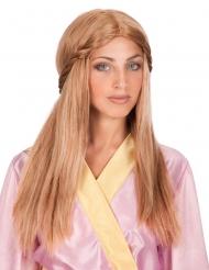 Parrucca da principessa degli elfi per donna