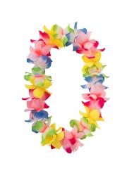 Collana luminosa Hawaiana a fiori multicolore
