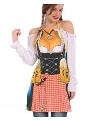 Grembiule bavarese per donna