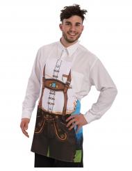 Grembiule bavarese uomo