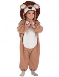 Costume leone con copricapo per neonato