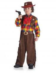 Costume sceriffo bambino
