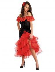 Costume da danzatrice di flamenco donna