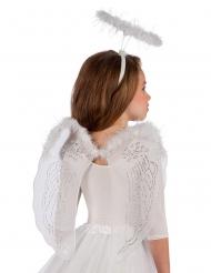 Kit principessa degli angeli per bambina