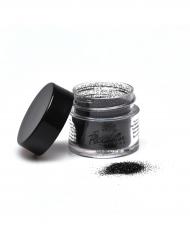 Brillantini in polvere neri marqua Meheron per professionisti 7 g