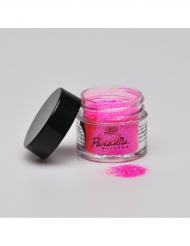 Polvere brillantini per professionisti colore rosa fucsia marca  mehron 7 g