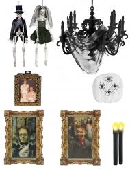 Set decorazione Casa stregata standard Halloween
