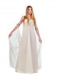 Costume da principessa bianca donna
