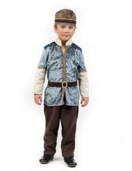 Costume da principe medievale per bambino