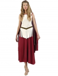 Costume da gladiatore romano per donna