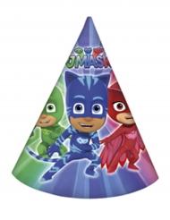 6 cappelli da festa PJ Mask™