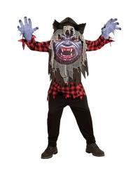 Costume lupo mannaroper adolescente