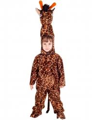 Costume da giraffa bambino