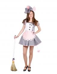 Costume da topolina di campagna per donna