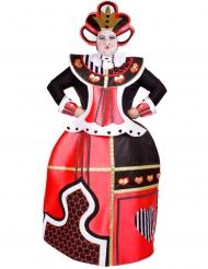 Costume da regina delle carte per adulto