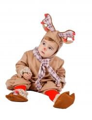Costume da renna di natale per bebe