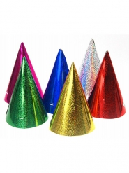 20 Cappelli per la festa colorati
