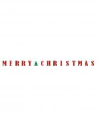 Ghirlanda Merry Christmas 3.65 m