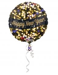 Palloncino in alluminio Happy new Year