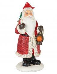 Babbo Natale 13 cm in resina
