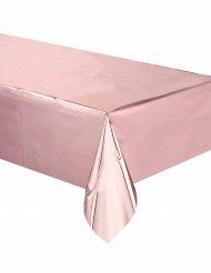 Tovaglia oro rosa in plastica
