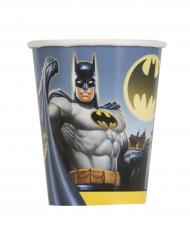 8 bicchieri Batman 23 cm
