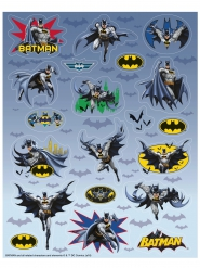 4 Fogli di adesivi di Batman™